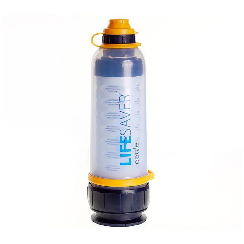 Lifesaver Filtering Water Bottle Review Water Filtration Bottle Water Purification System Bottle