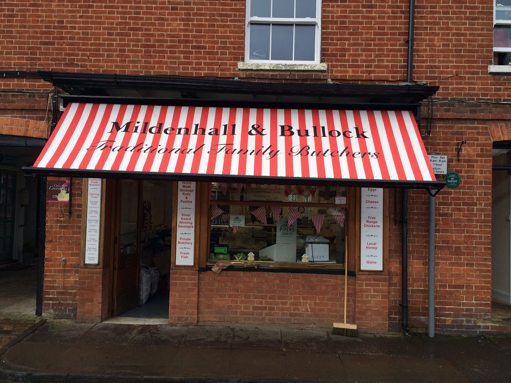 By Deans Blinds And Awnings In The Still Today We Visit To Replace Fabrics Timber Parts As Required This Shop Looks Fantastic