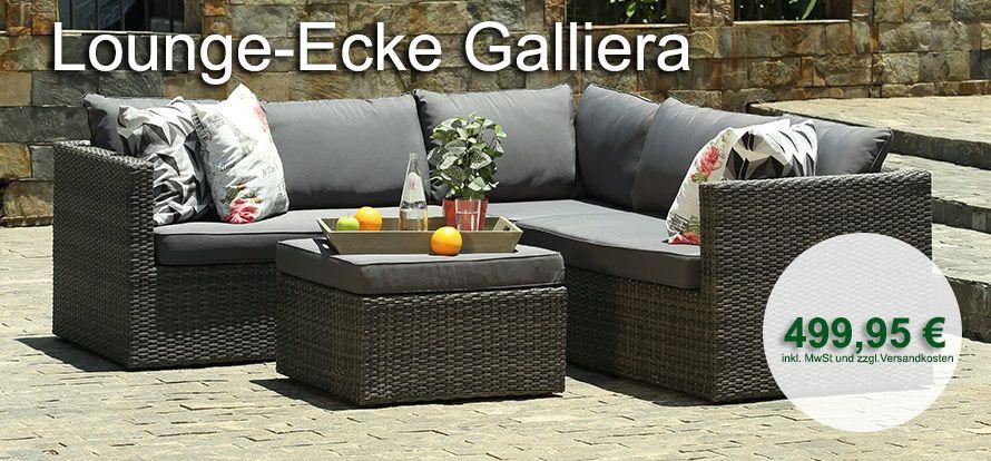 Billig gartenmöbel lounge günstig Deutsche Deko Pinterest