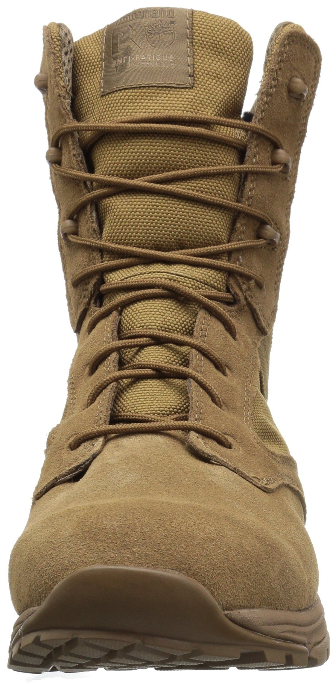 6829383b354e1 Timberland PRO Mens Valor 8 Soft Toe Military and Tactical Boot ...