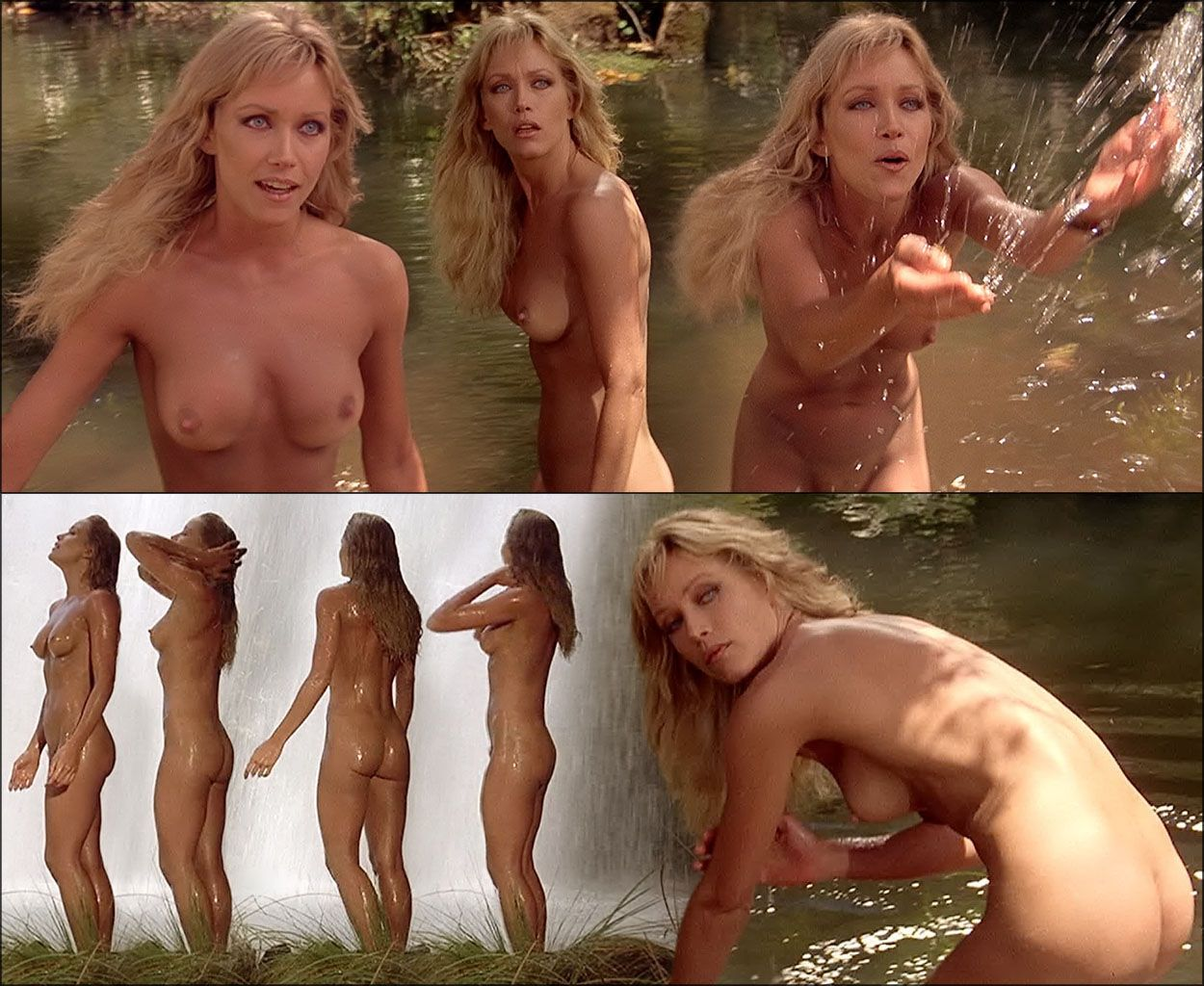 from Princeton hottest nude female from a james bond movie