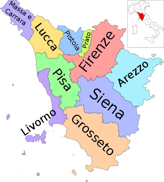 Cartina Toscana Con Province.Province Salve Ma Depotenziate Firenze Citta Metropolitana Http Www Toscananews Net Home Province Salve Ma Depot Toscana Italia Mappa Dell Italia Toscana
