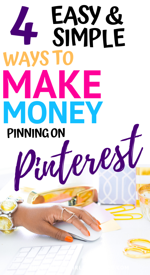 How to Make Money with Pinterest - Gillian Sarah