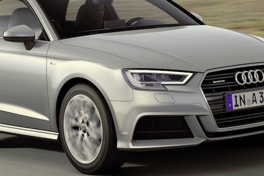 Premiere Fuite Pour La Prochaine Audi A3 2020 Audi Audi A3 Berline