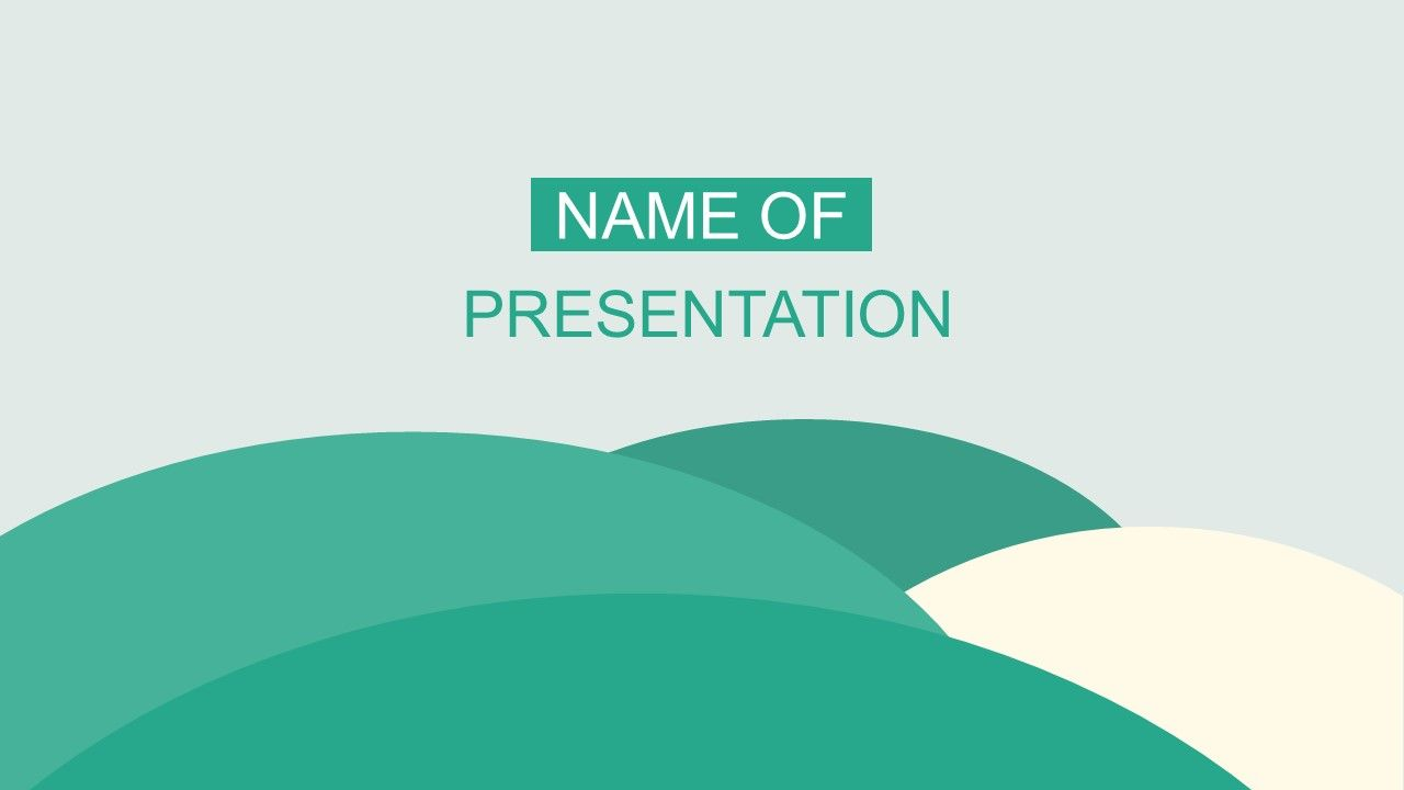 Blue General Purpose Powerpoint Template Best Powerpoint Templates