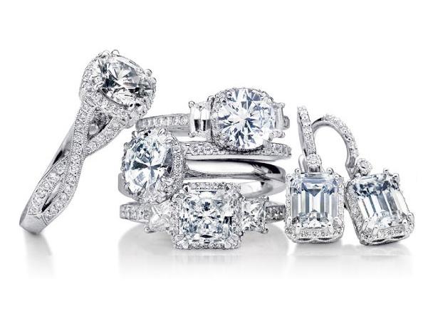beautiful diamond jewelry