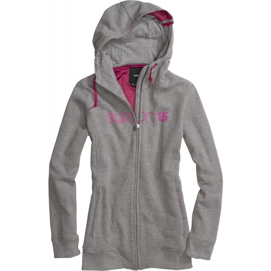 full hoodies sleeper hood heather off up fz thumbnail on hoodie to pewter burton zip womens wmns sale