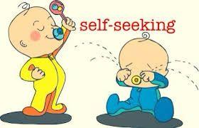 Image result for self seeking