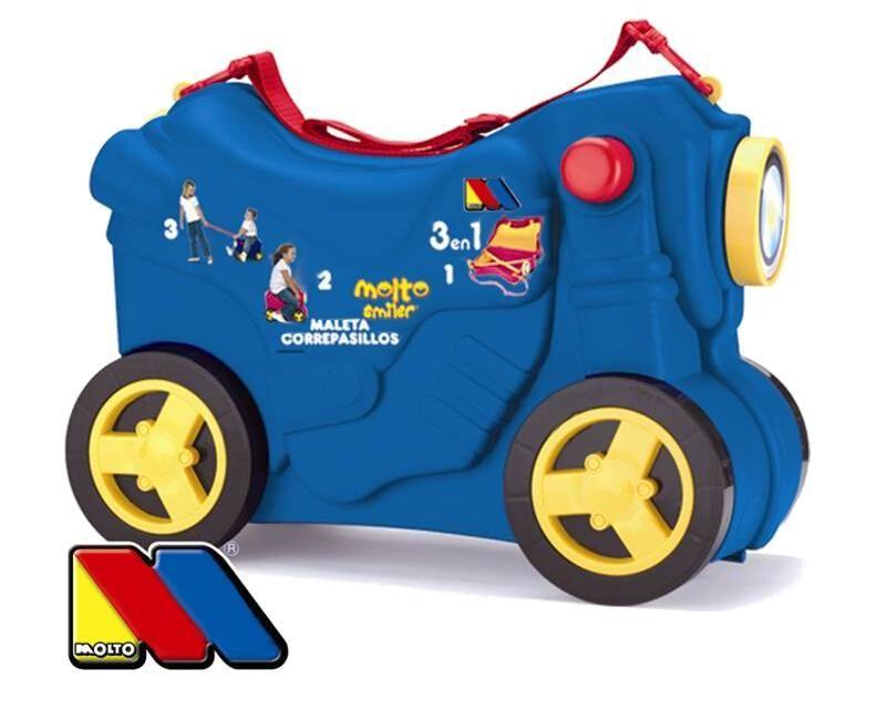 f0606007f Maleta correpasillos Molto   Coppel   maletas ninos   Toys