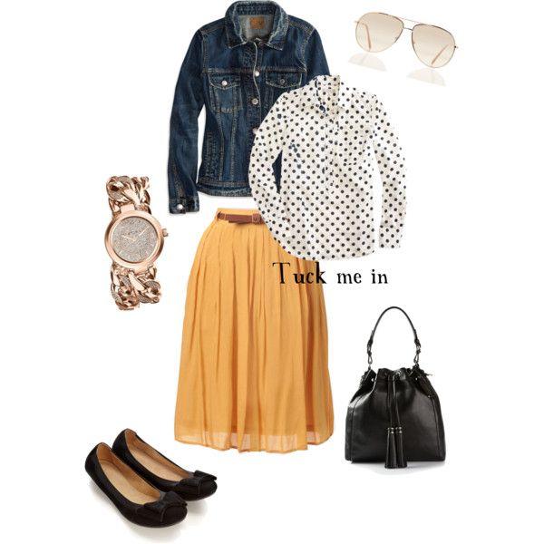Apostolic-Pentecostal Fashion #skirts