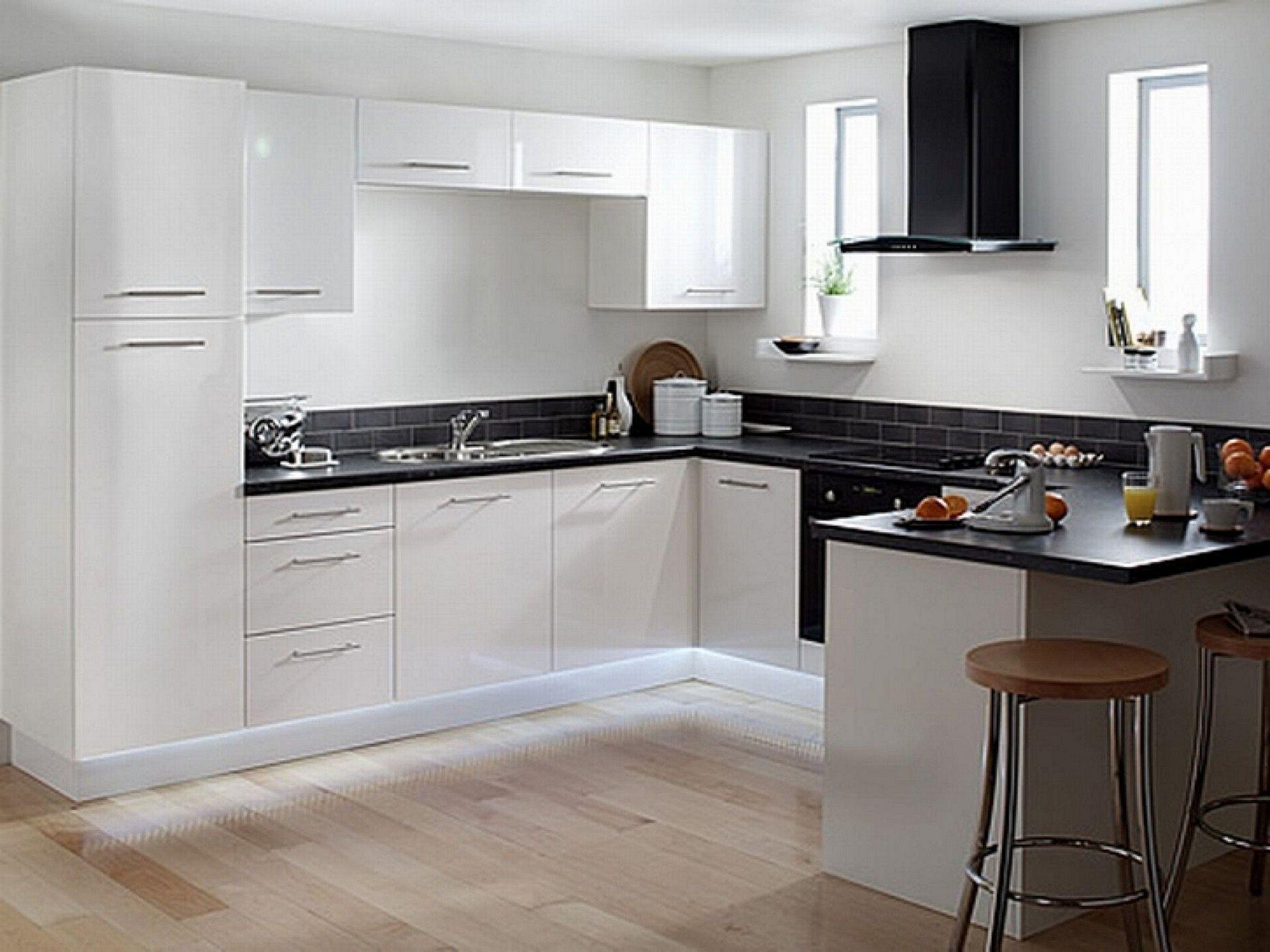 Elegant 25 White Kitchen Cabinet For Kitchen Looks More ...