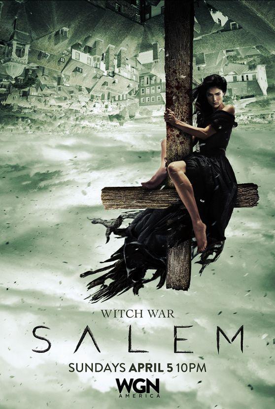 Salem Key Art Season 2 Unveiled Witch War Salem Tv Show