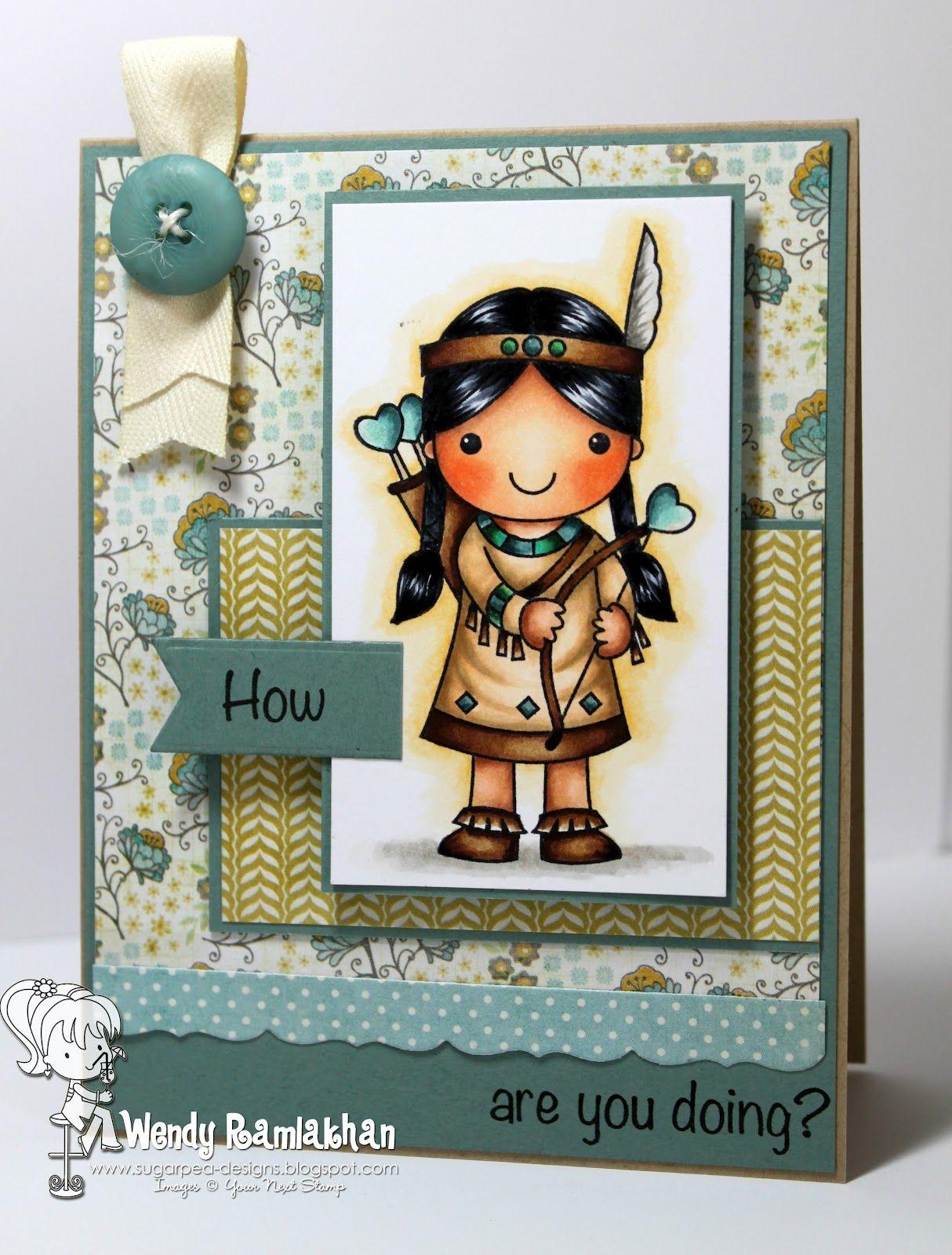 Wendy Ramlakhan of SugarPea Designs: YNS - Brooke & Nathan
