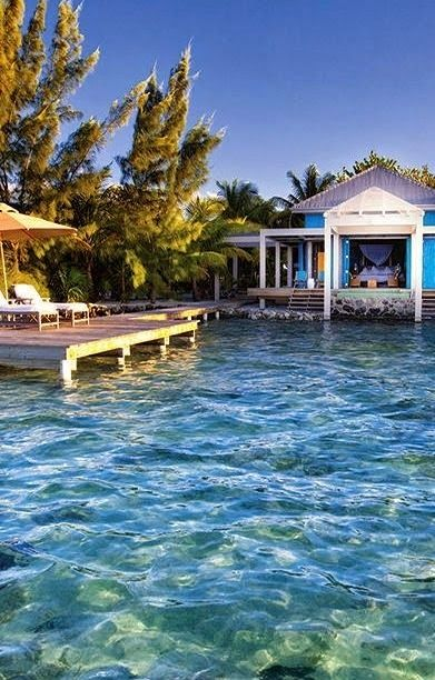 Most Romantic Travel Destinations - Belize