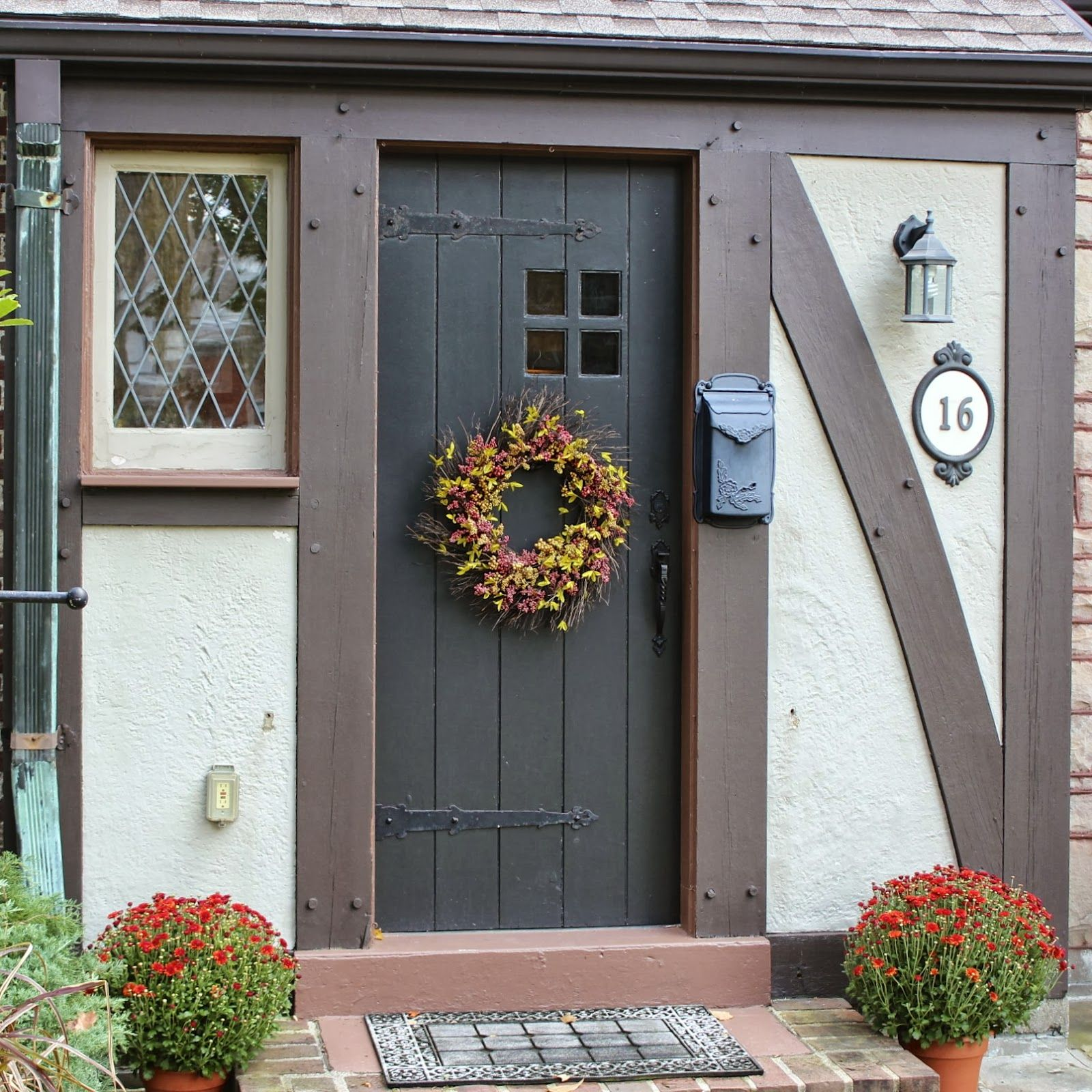 Image result for tudor home front door colors & Image result for tudor home front door colors | house | Pinterest ... pezcame.com
