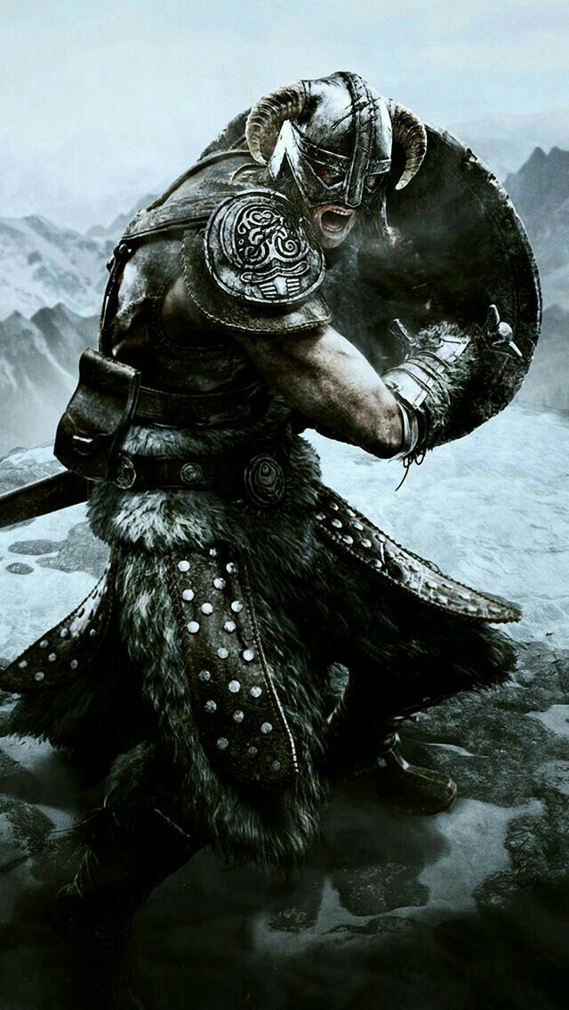 The Elder Scrolls V: Skyrim / Dovah-Kiin (Dragonborn)