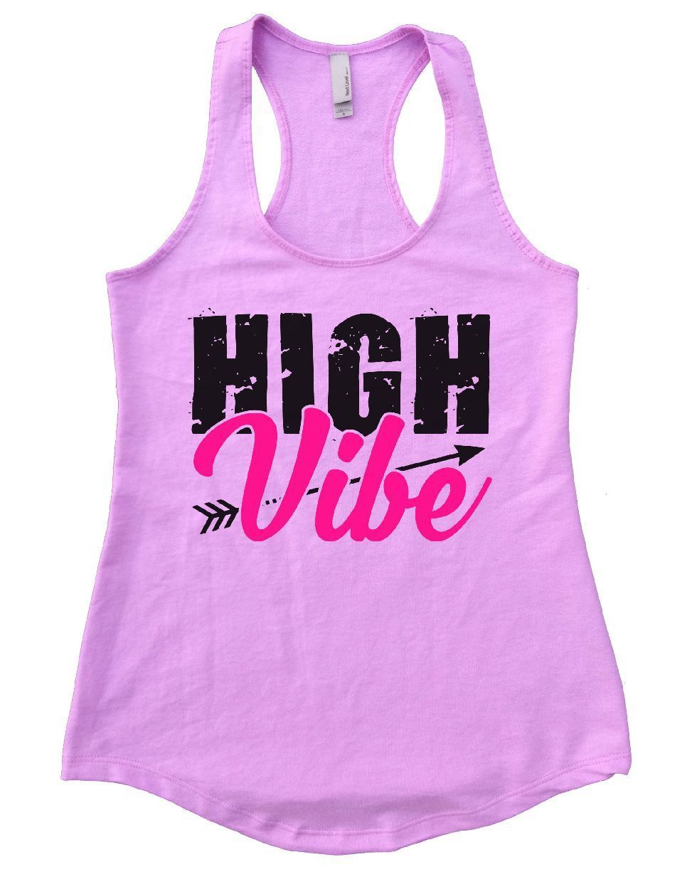 HIGH Vibe Womens Workout Tank Top