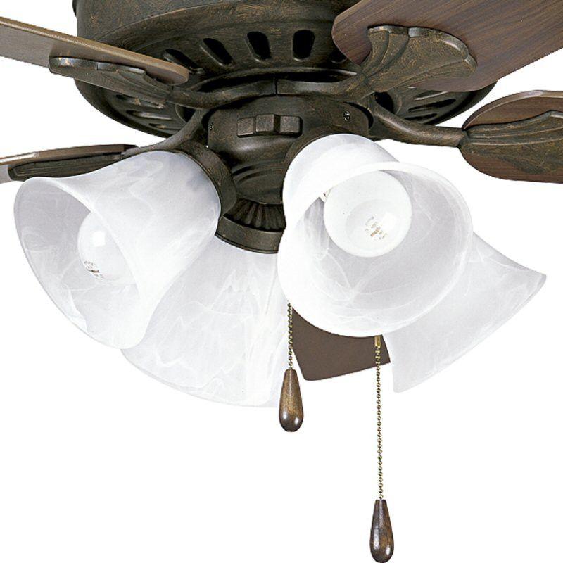 0 043244 Open Box Light Kits 4 Universal Kit Weathered Bronze Ceiling Fan