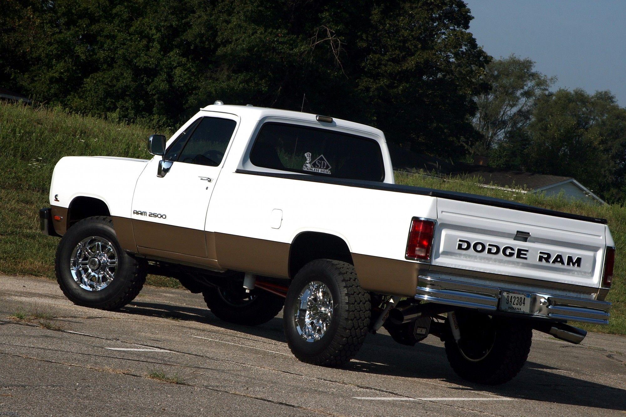 Bumper Crop A Super Clean First Gen For Fun Dodge Trucks