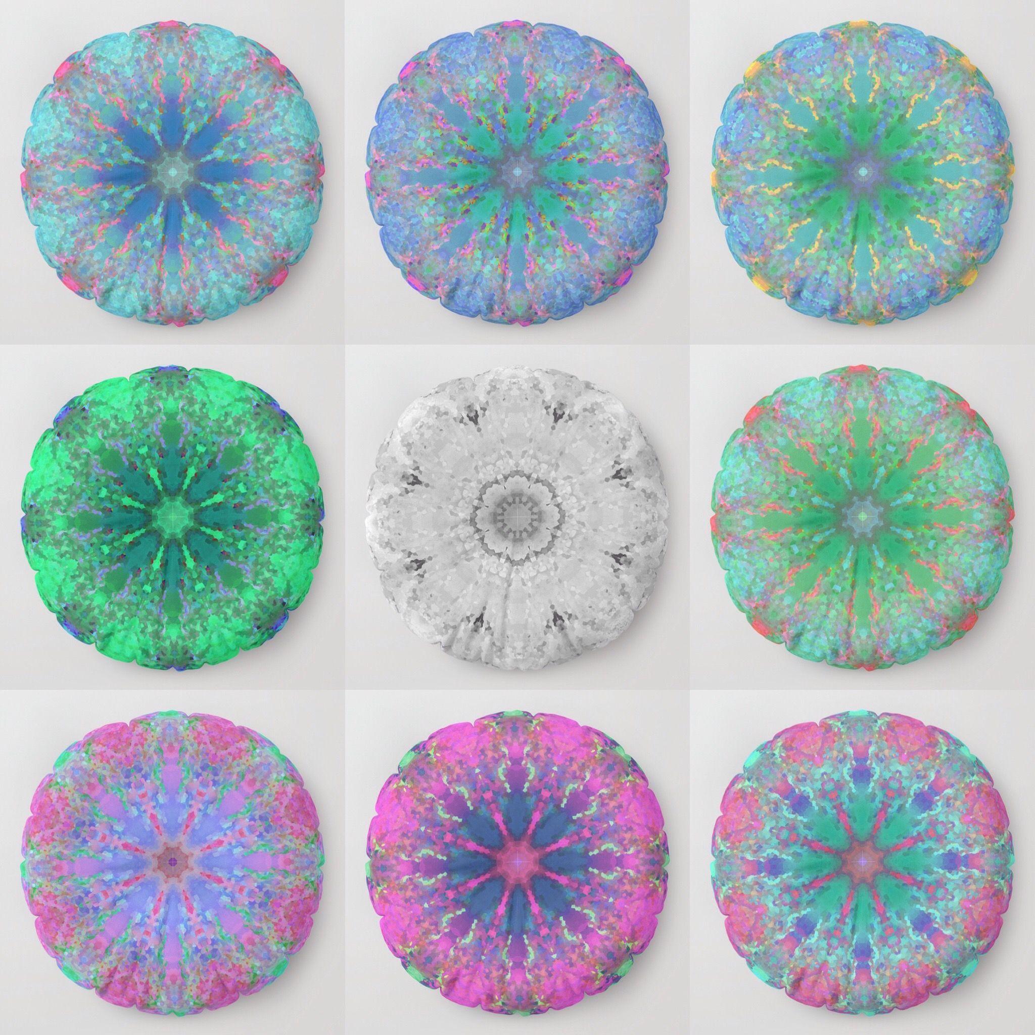 1000 mandalas challenge I plan on doing happy mandalas