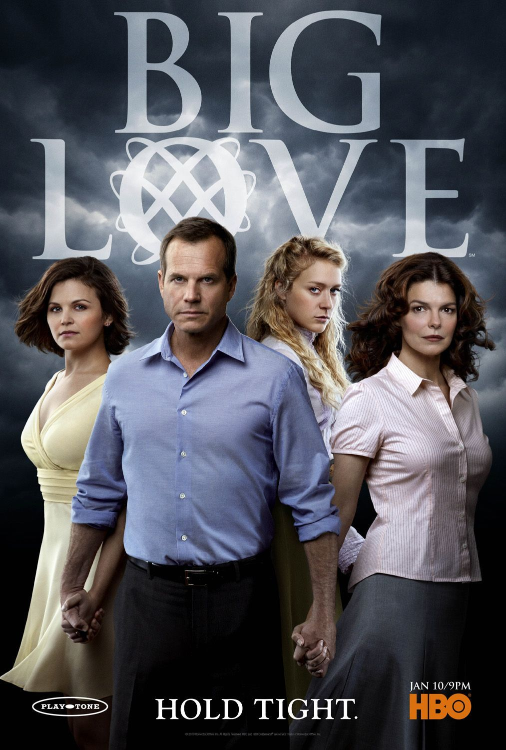 BIG LOVE American television drama that aired on HBO