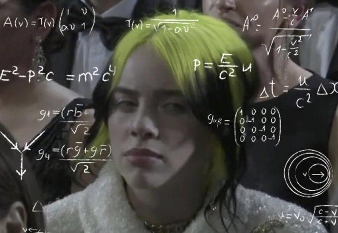 Math Billie Eilish Confused Billie Eilish Know Your
