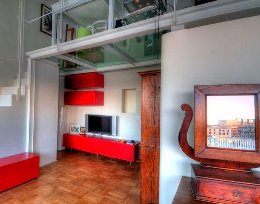 home gallery via Santa Croce in Gerusalemme
