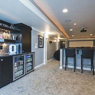 Galleries Parade Of Homes Home Basement Kitchen