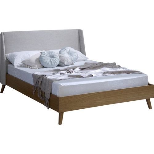 Rose Upholstered Bed Frame | Upholstered bed frame, Upholstered beds ...