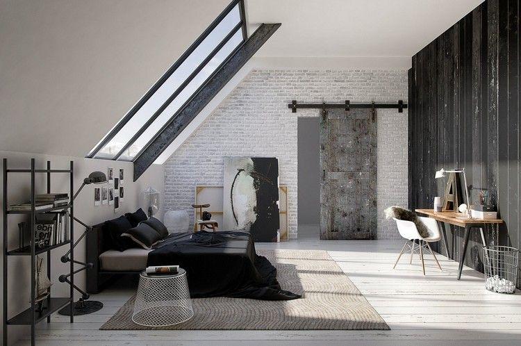 Wunderbar #Schlafzimmer Schlafzimmergestaltung Mit Dachschräge Zum Wohlfühlen # Schlafzimmergestaltung #mit #Dachschräge #zum #