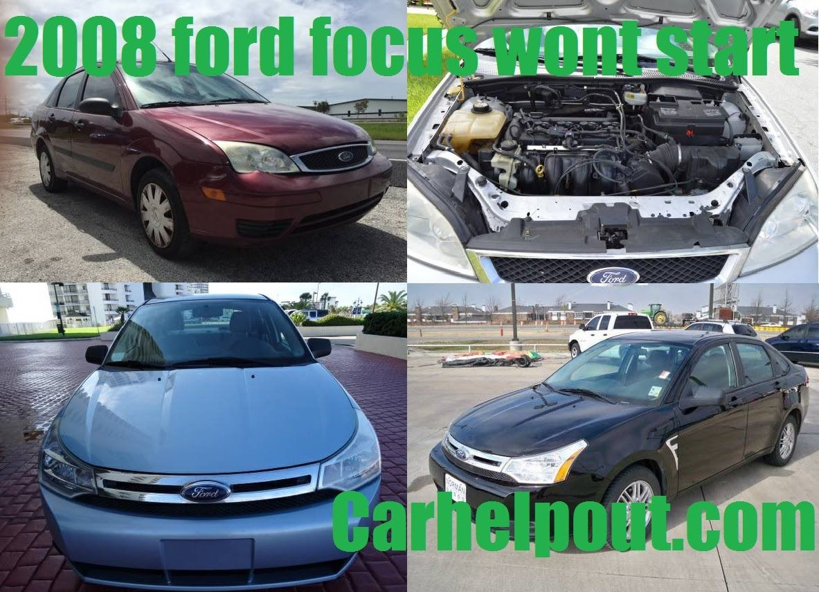 Problem With 2008 Ford Focus Electrical Failure Issues Make It Not Starting Check Out Others