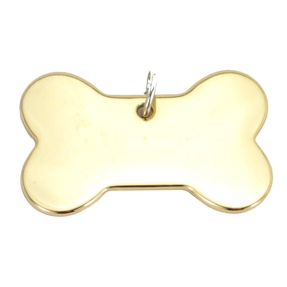 Plaquinha de identificação, você encontra na loja> http://lechik.com.br/index.php/produto/270/placa-de-identificacao-osso-dourado