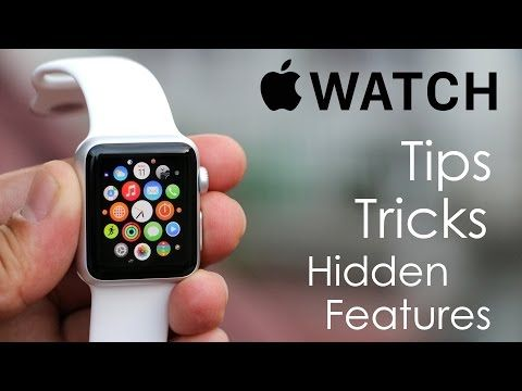50+ Apple Watch Tips and Tricks YouTube Apple watch