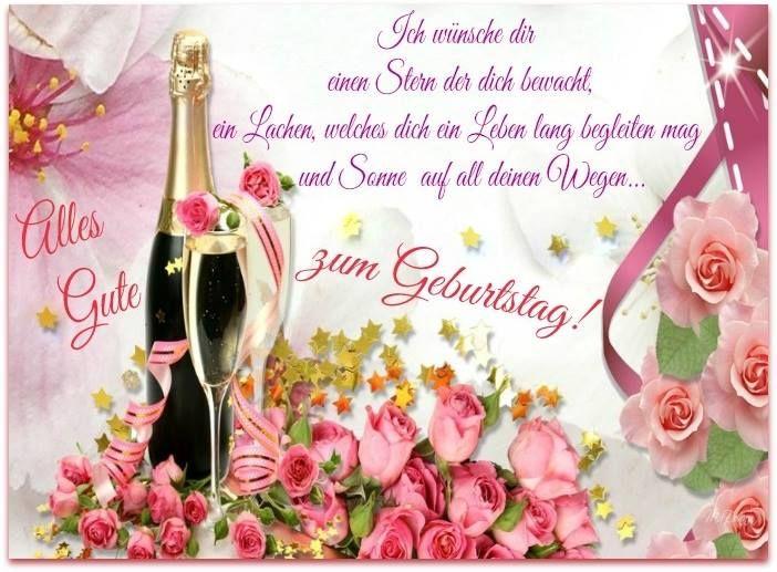 Pin Von Babsi Auf Geburtstag Mit Bildern Geburtstag Wunsche