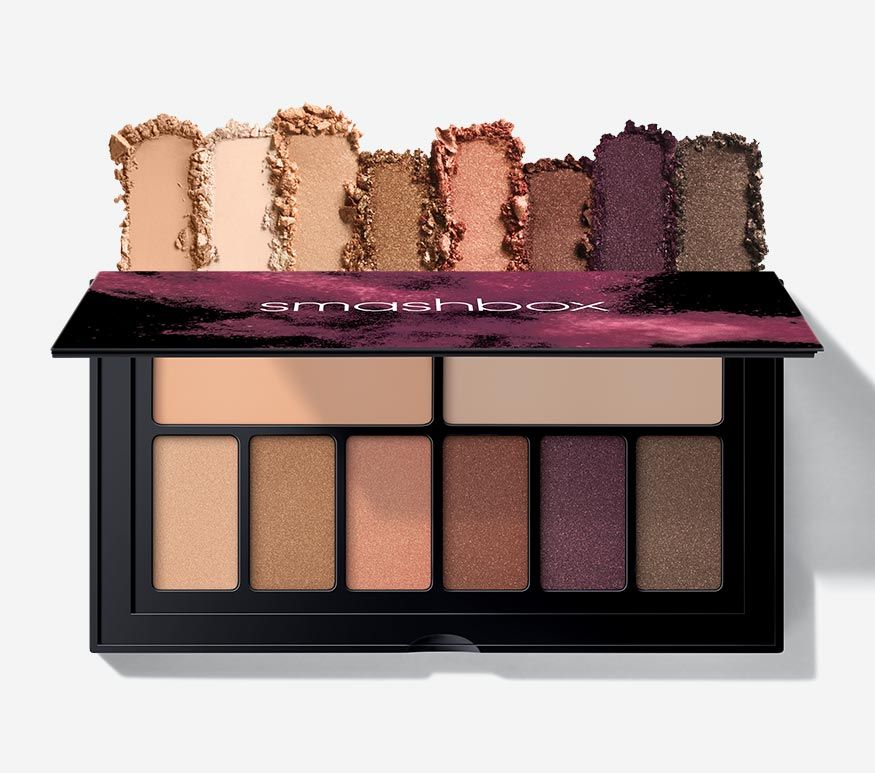 Covershotpalette Golden Hour Available On Smashboxcom While