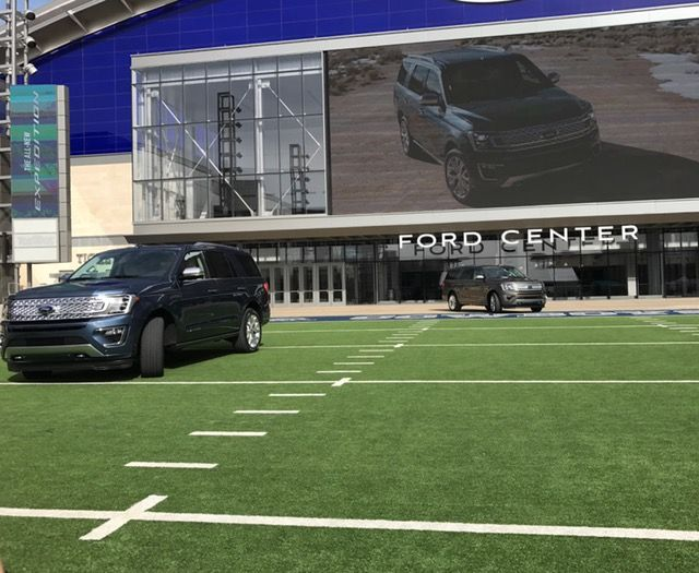All New 2018 Ford Expedition A Bigger Better Beast Ford