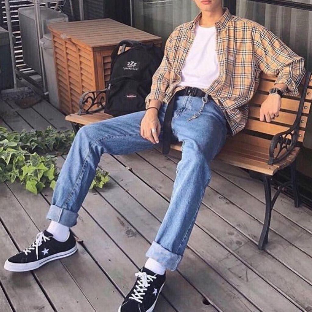 10 Outfit hombre urbano