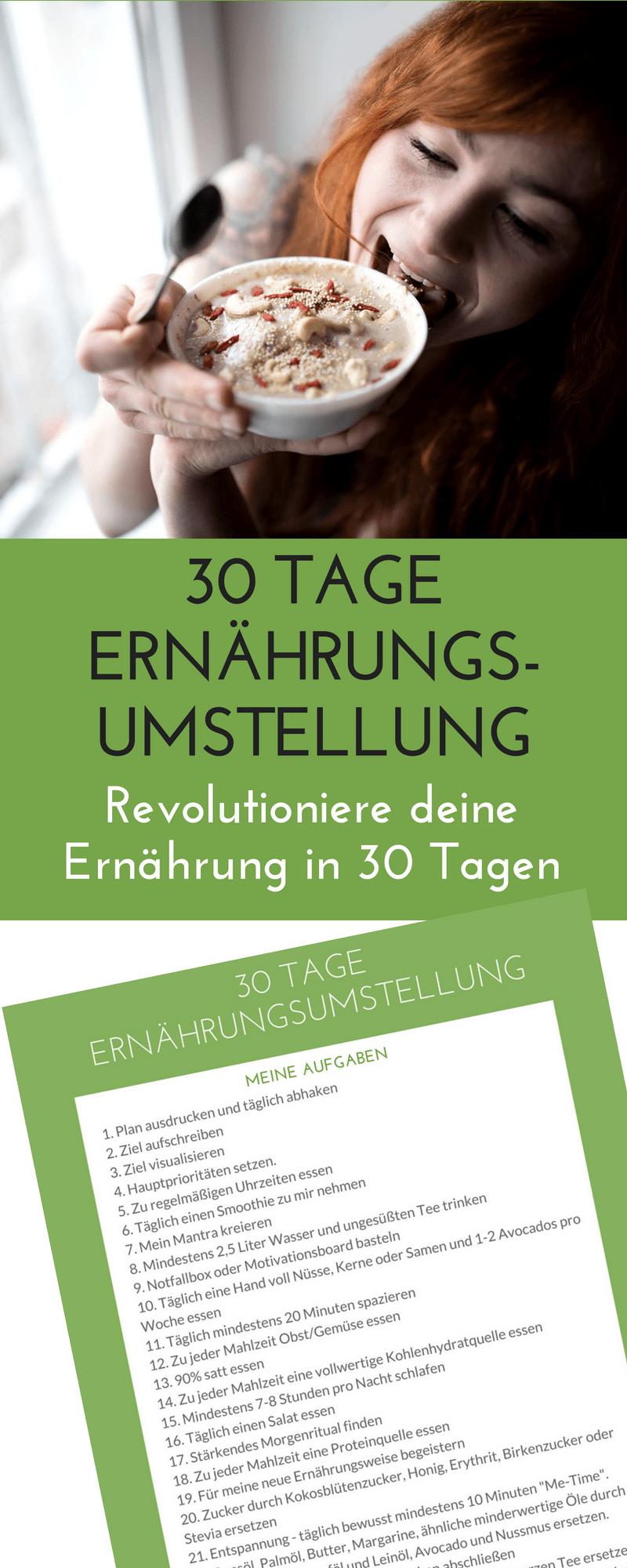 Photo of Challenge Ernährungsumstellung: Wie Du in 30 Tagen deine Ernährung revolutionierst