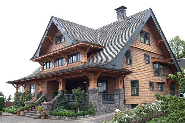 Green gables design and restoration craftsman style for Craftsman style gables