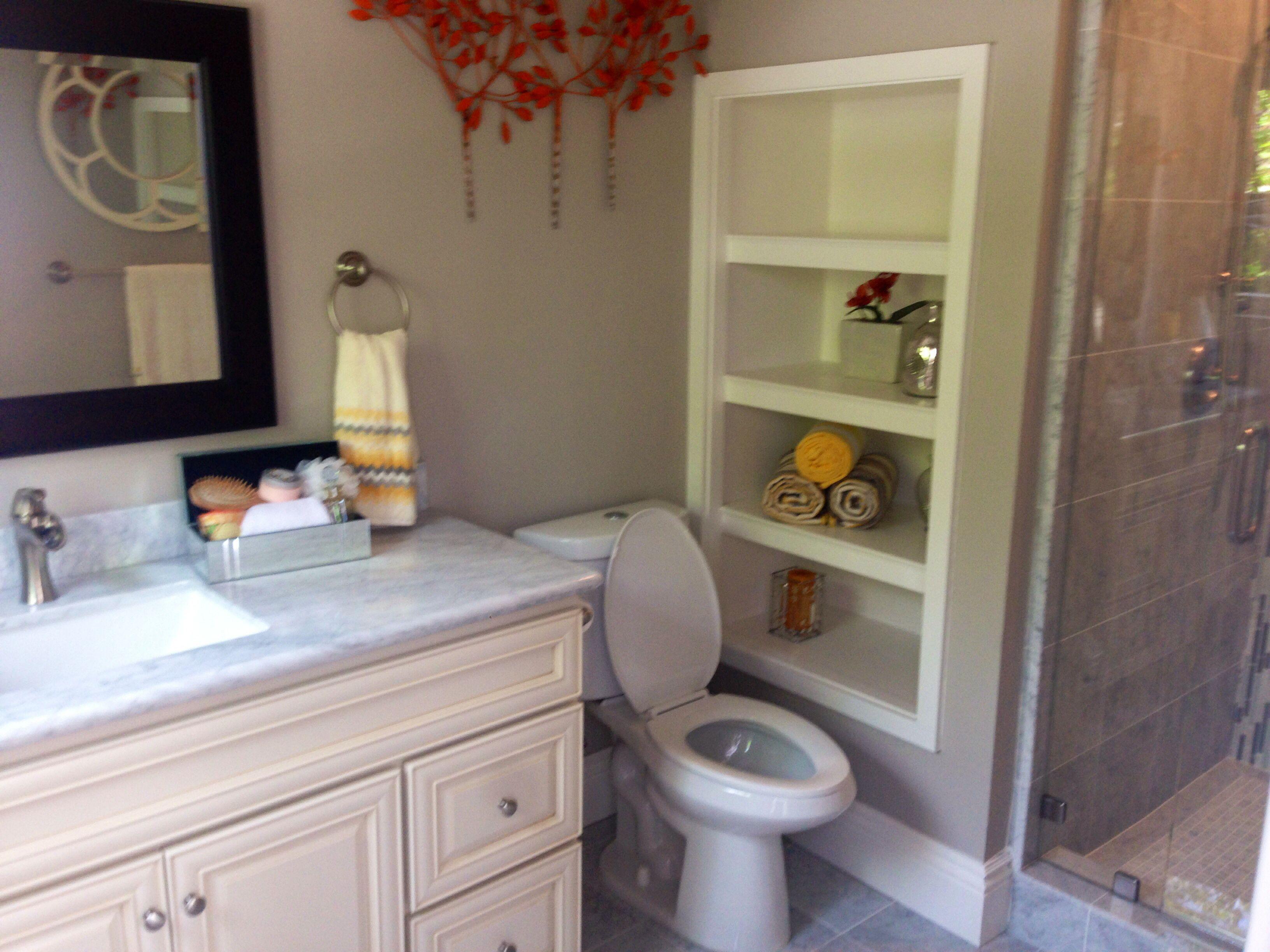 A Very Organized Bathroom Remodeledsvbdemail Svbdicloud Interesting Bathroom Remodeled Design Decoration