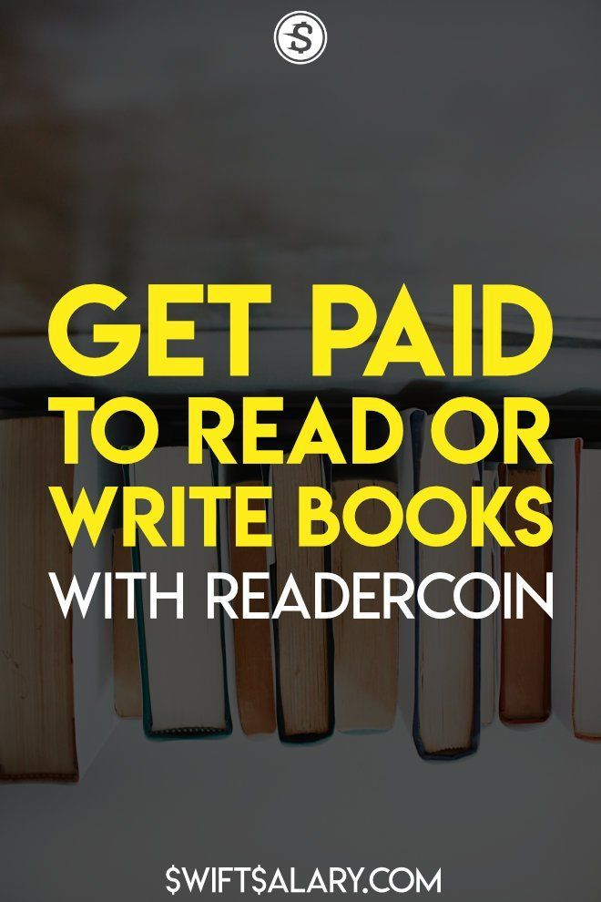 Readercoin Review Get Paid to Read Books (or write them