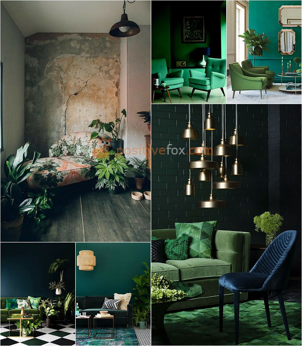Interior Design Trends In 2019 Homie Colorful Interior