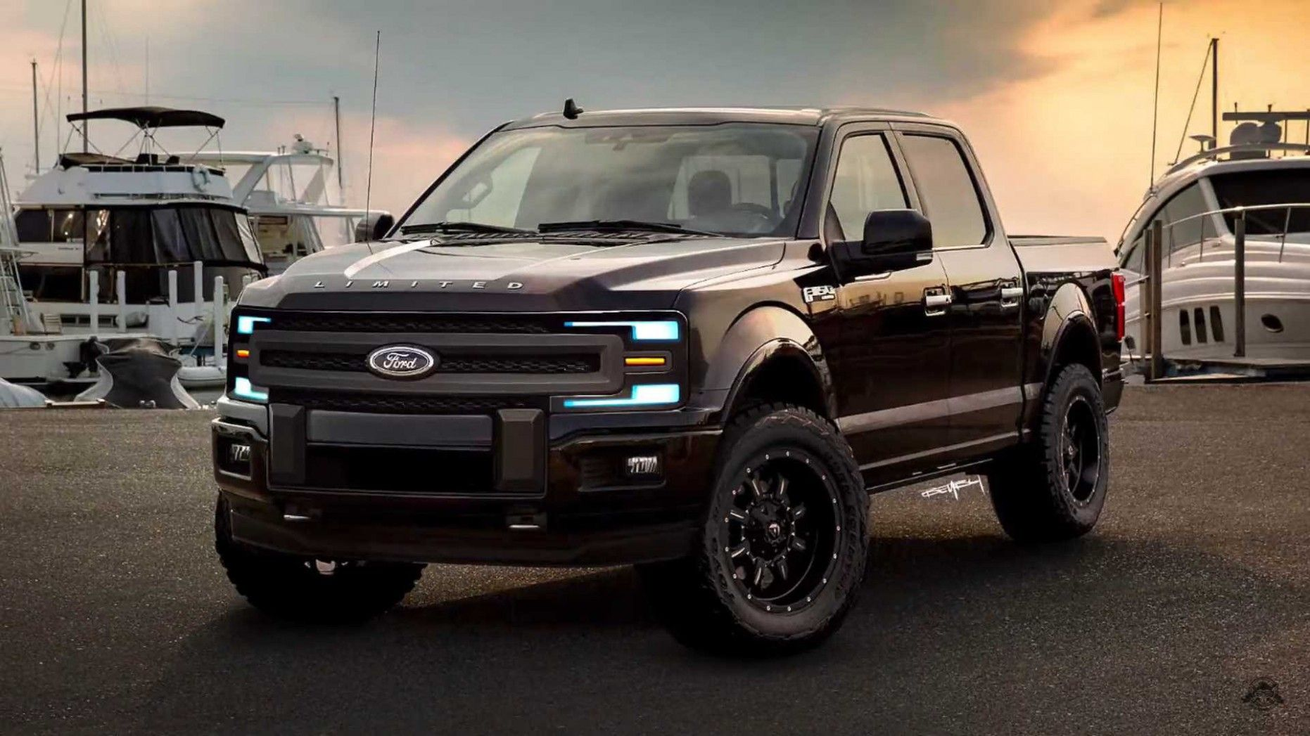2021 Ford Ranger Usa Spy Shoot In 2020 Ford F150 Ford F250