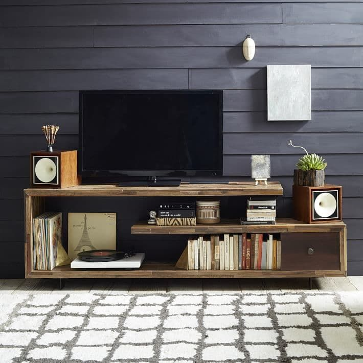 Tv Stand Living Room Small Apartment Interior Design 11 Of The Best Media Consoles Stands House Pinterest Top Ten Annual Guide 2016