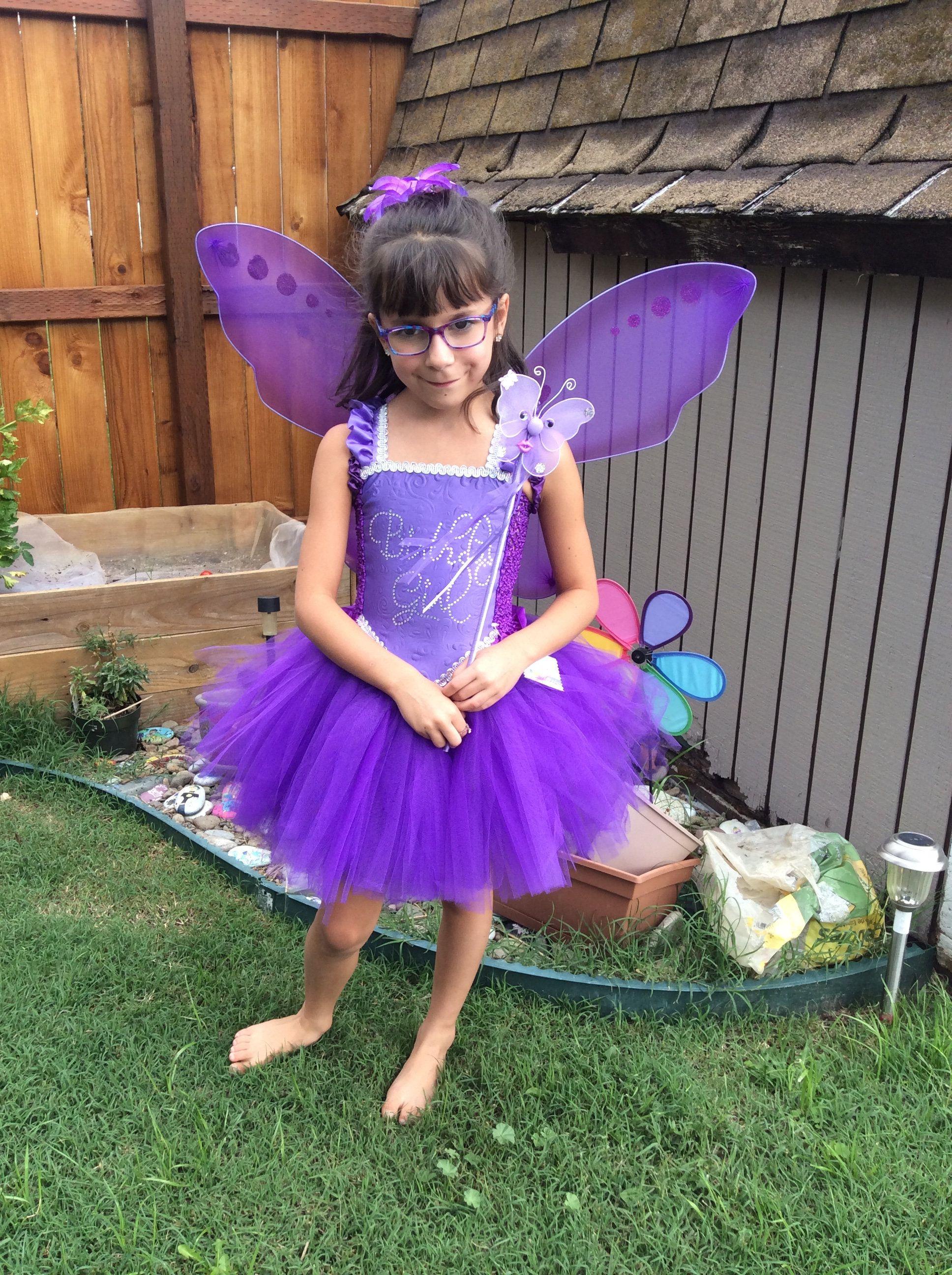 Birthday Girl Purple Tutu Dress Girls 4t Purple Tutu Dress Purple Tutu Flower Girl Dresses [ 2592 x 1936 Pixel ]