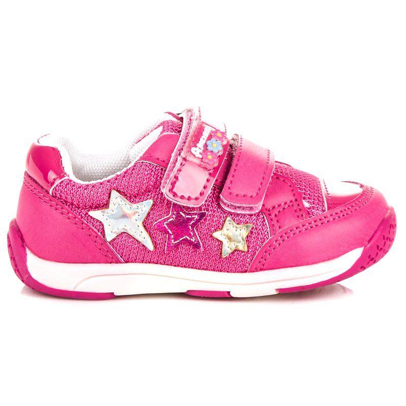 Buty Sportowe Dzieciece Dla Dzieci Americanclub Rozowe Dziewczece Obuwie American American Club Sneakers Baby Shoes Shoes
