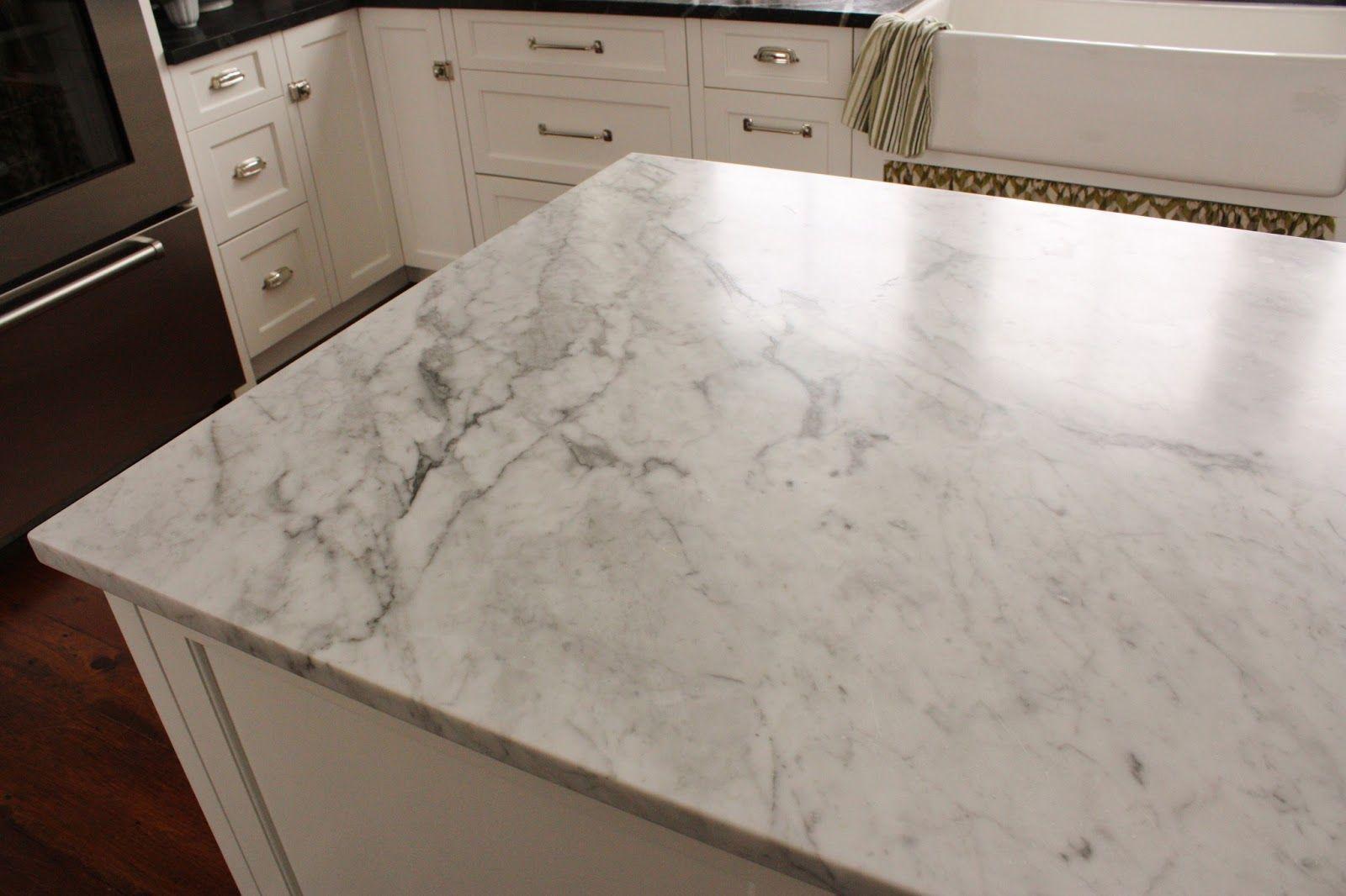 Küchenideen ahornschränke carrara marmor küche arbeitsplatten küchen  küchen  pinterest