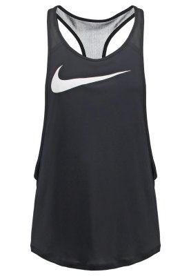 FLOW - Treningsskjorter - black/white