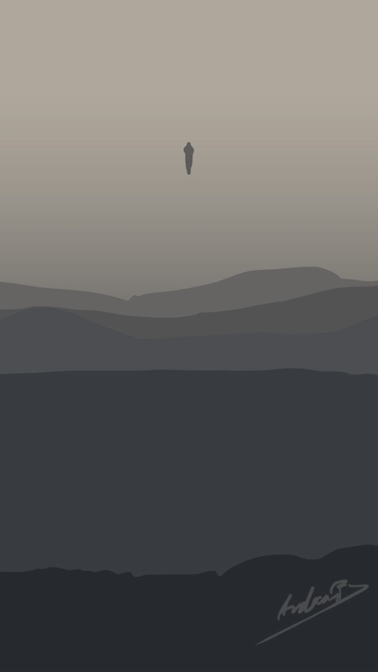 Made Some Minimalistic Death Stranding Wallpapers Enjoy Death Pretty Backgrounds Sketches Easy