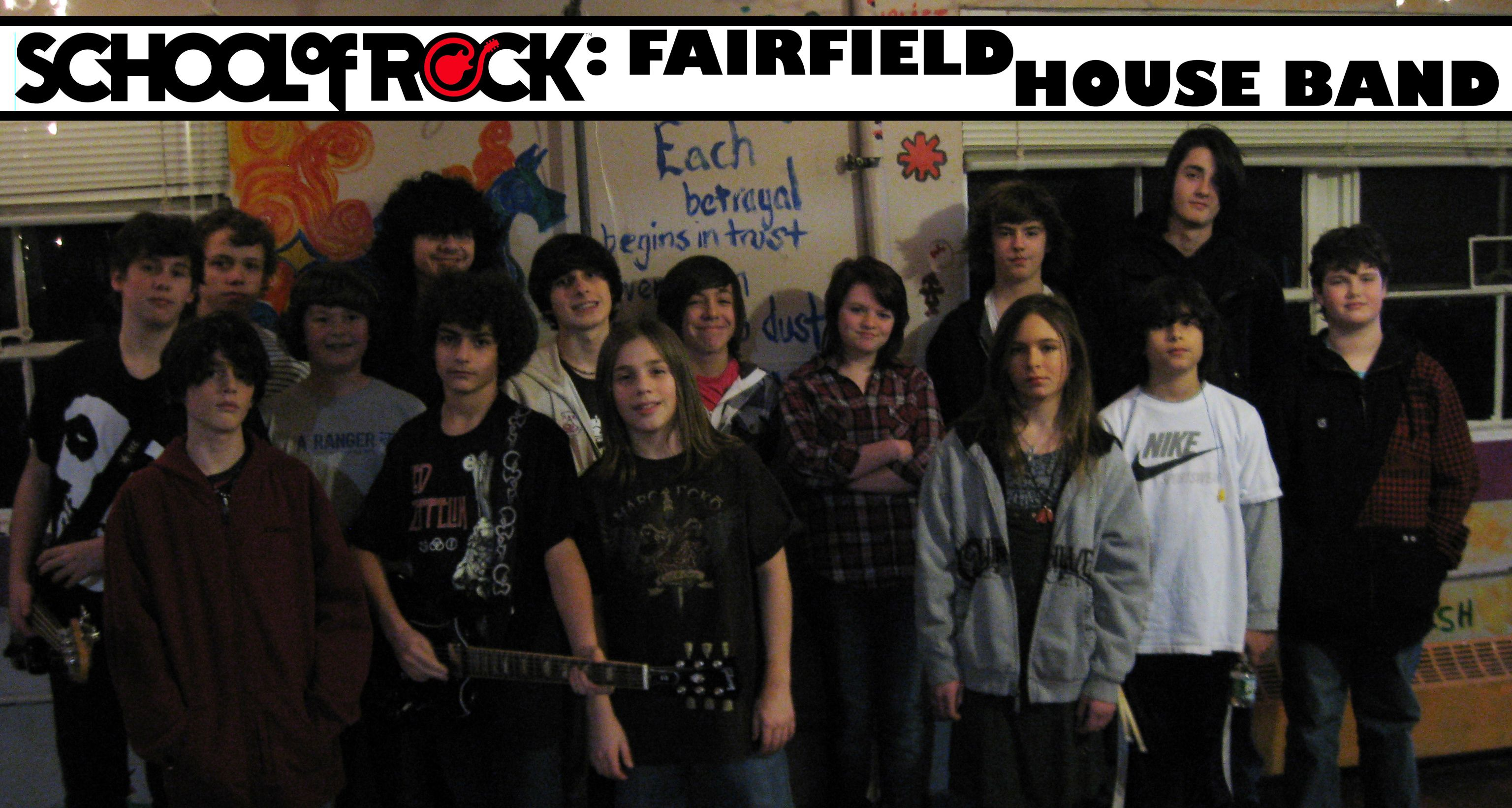 School of rock jack black quotes quotesgram - Bands Djs Bands Singers Songwriters School Of Rock Fairfieldafterdark Com